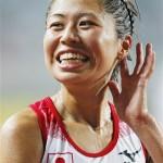 福士加代子 女子マラソン 結果 2013 世界陸上