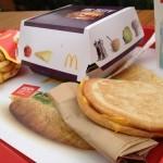 マックの新作「マック トースト」!!その画像が入って来ました!その薄さ、世界最薄!?