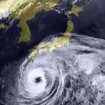2013年10月台風24号の米軍予想進路です!!【最新情報】