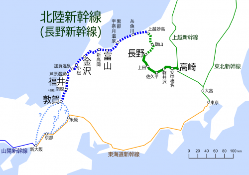 Hokuriku_Shinkansen_map_ja