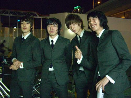 THE+BAWDIES